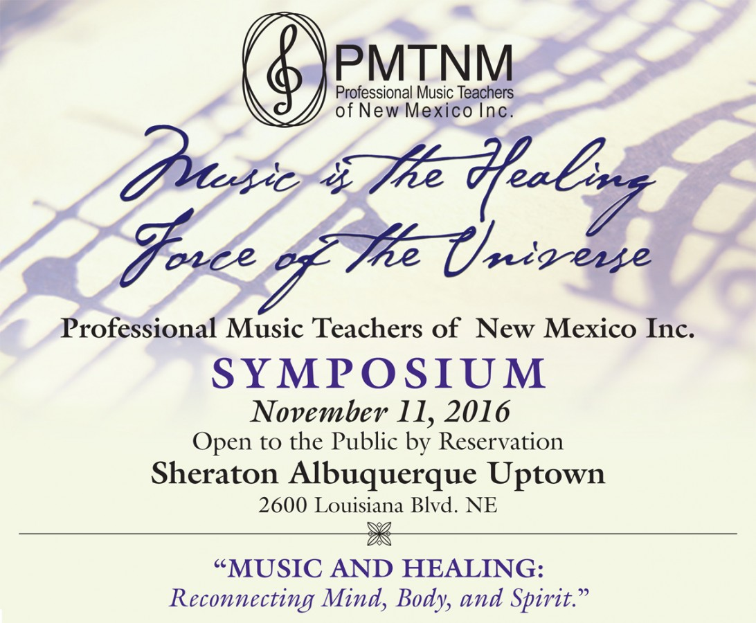 Conference 2016 Symposium